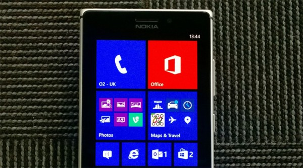 Nokia Lumia Black firmware update