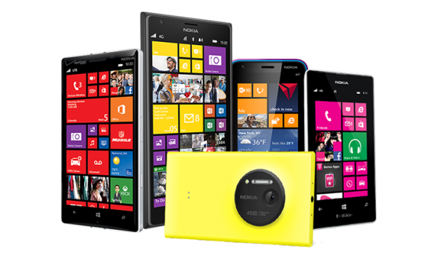 Windows Phone 8 Smartphones