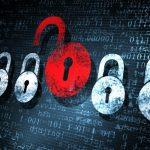 Security breach lock