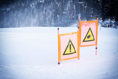 Ski danher