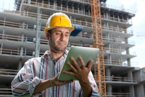 tablet worker