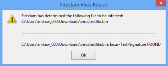 Scan Firefox downloads for viruses with Fireclam | BetaNews
