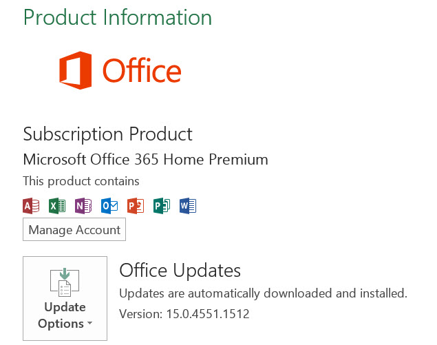How to force Office 365 to upgrade to Service Pack 1