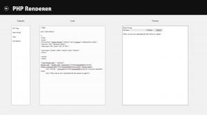 php-renderer