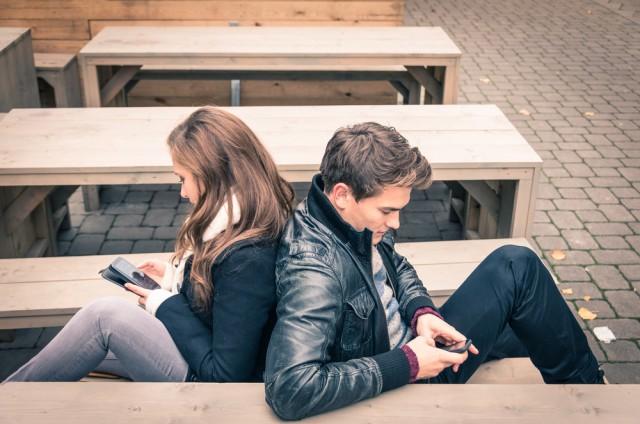 Breakup Smartphones