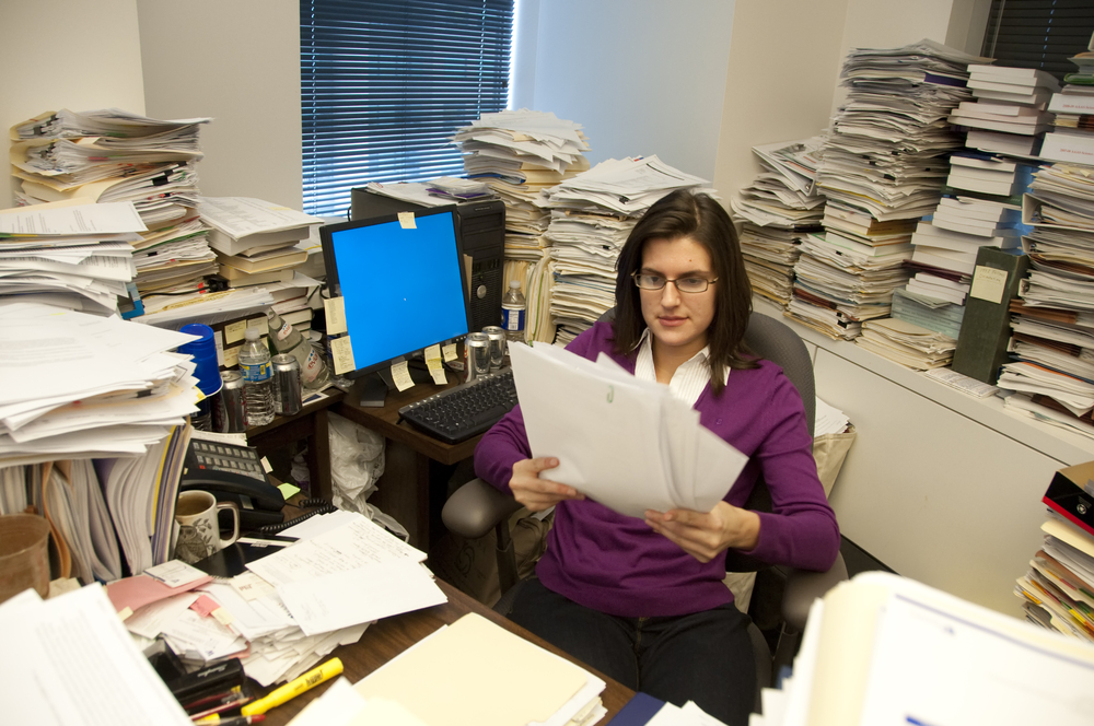 Professional services companies lose thousands to poor document management