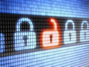 virtual padlock