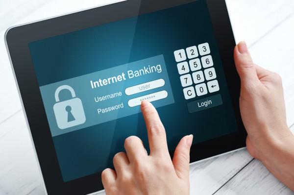 Banking login