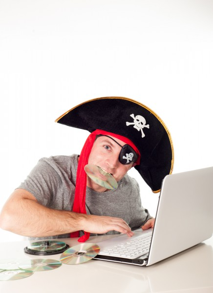 CD pirate