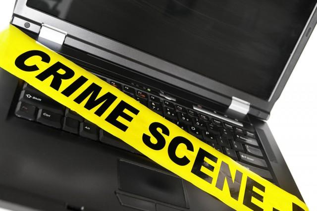 Cybercrime scene