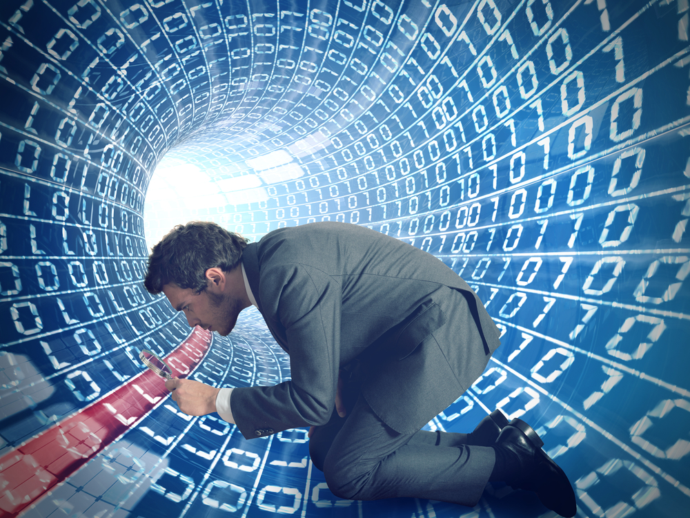 82 percent of organizations moving to analytics don't know where their critical data is located