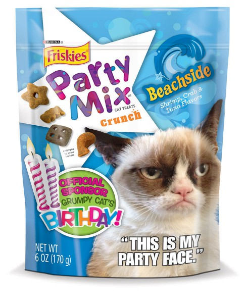 Image of: Cat Memes Nrc Celebrate Grumpy Cats Second Birthday By Sharing Picture Of Your Cat