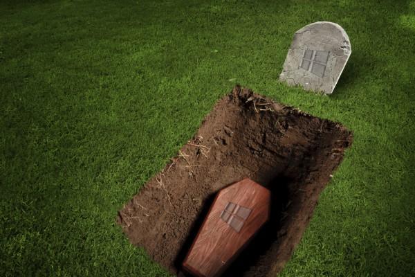 Windows update grave