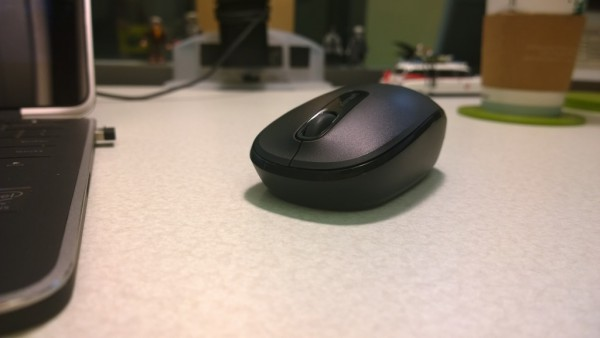 Microsoft announces economical Wireless Mobile Mouse 1850