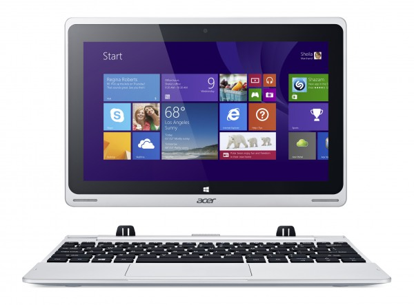 Aspire Switch 10 Top