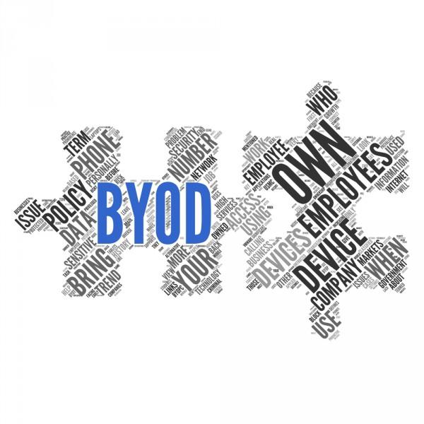 BYOD jigsaw