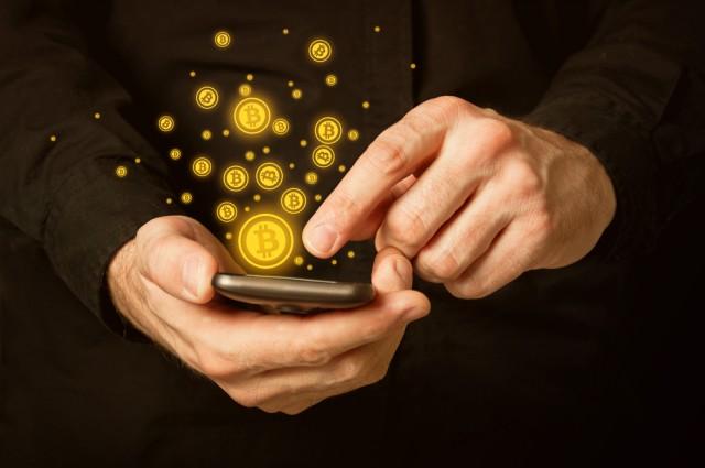 Bitcoin mobile