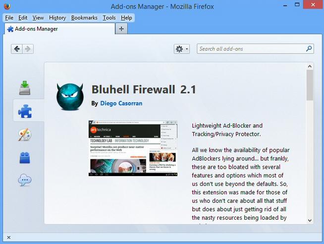 Bluhell