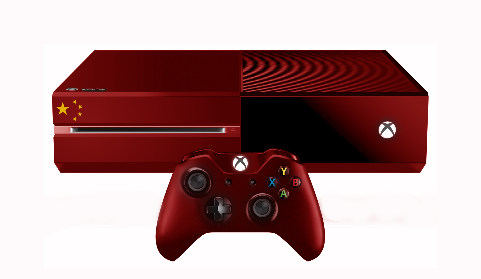 China red xbox