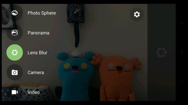 Google Camera Controls