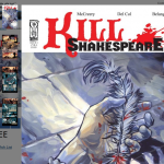 Kill Shakespeare on Comixology