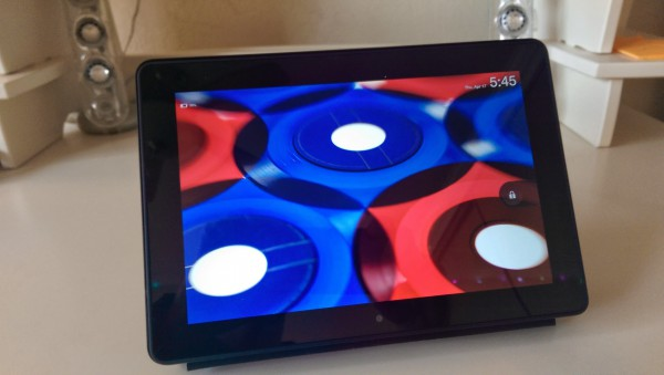 Kindle Fire HD 89 Landscape