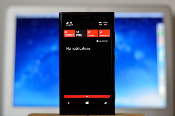Nokia Lumia 920 Windows Phone 8.1 4
