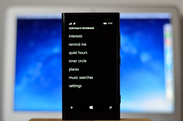 Nokia Lumia 920 Windows Phone 8.1 3