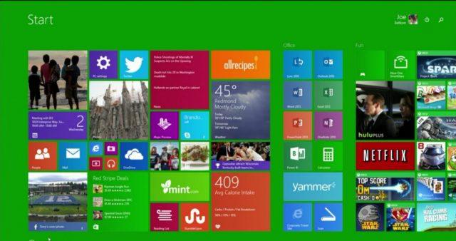 windows 8 support