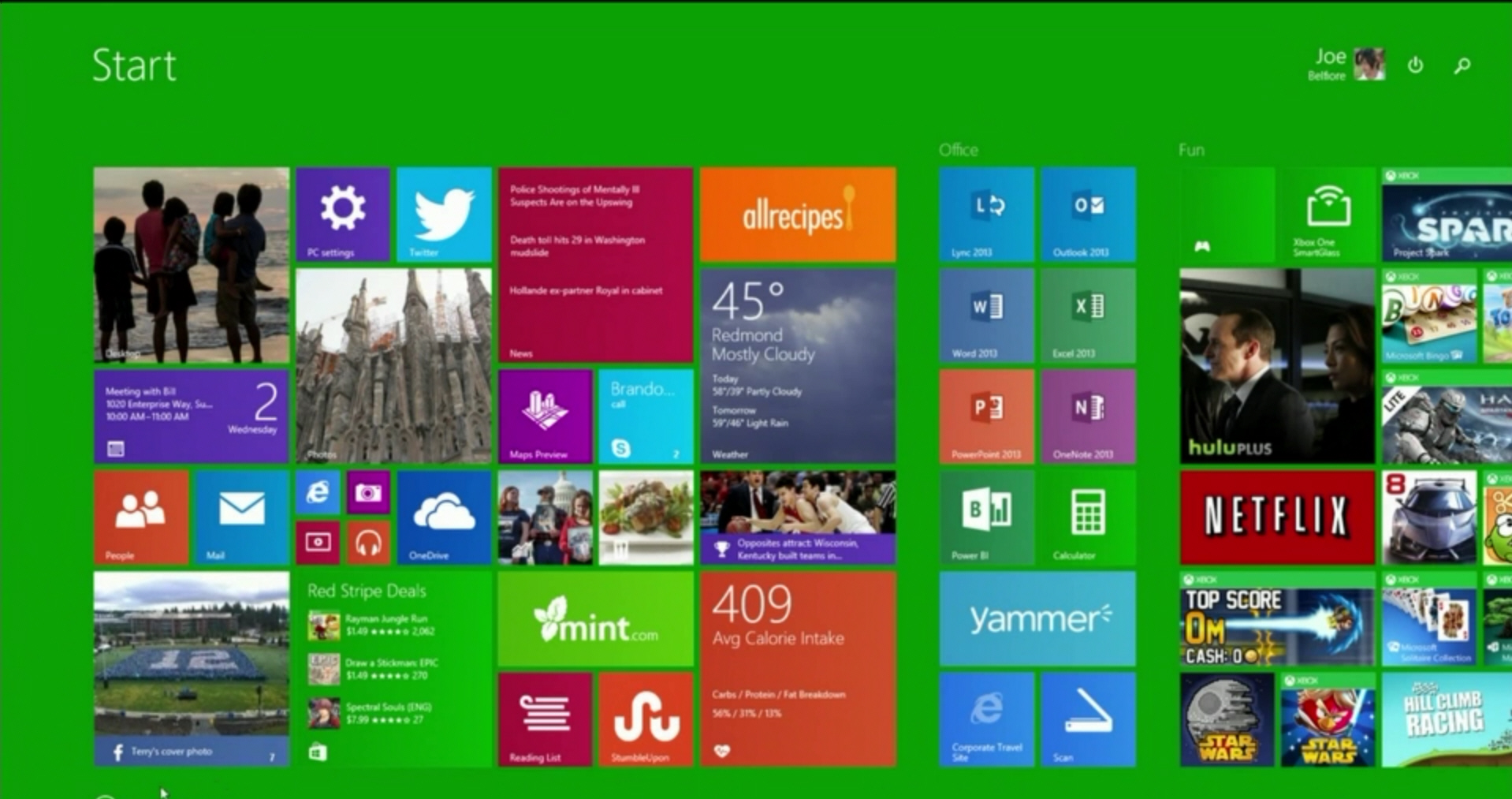 how to update the windows 8 to 8.1