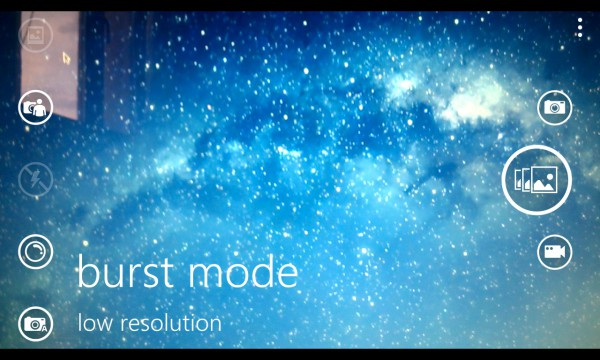Windows Phone 8.1 New Camera