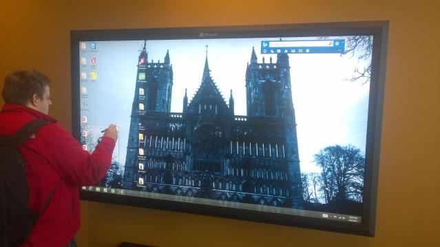 Microsoft Perceptive Pixel Touch Driver PC