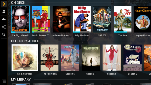 how to add new movies to plex