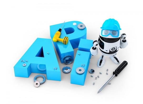 API robot