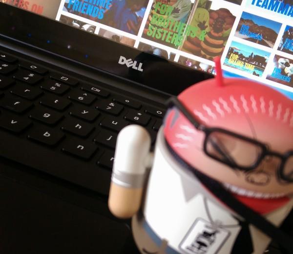 Dell Chromebook 11 keys