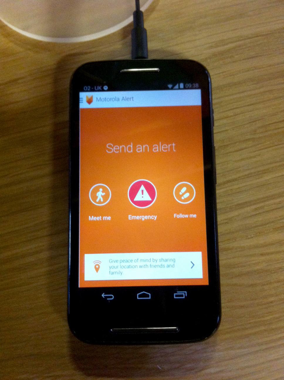 Motorola Moto E Hands On