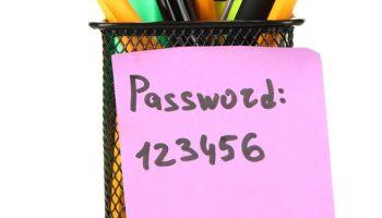 password note