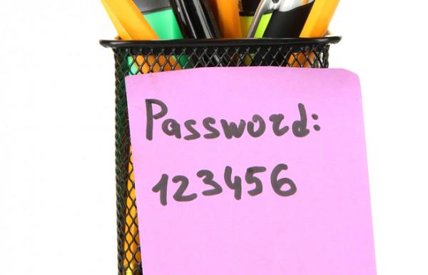 Obvious password