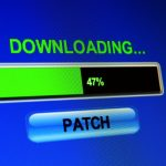 Patch download