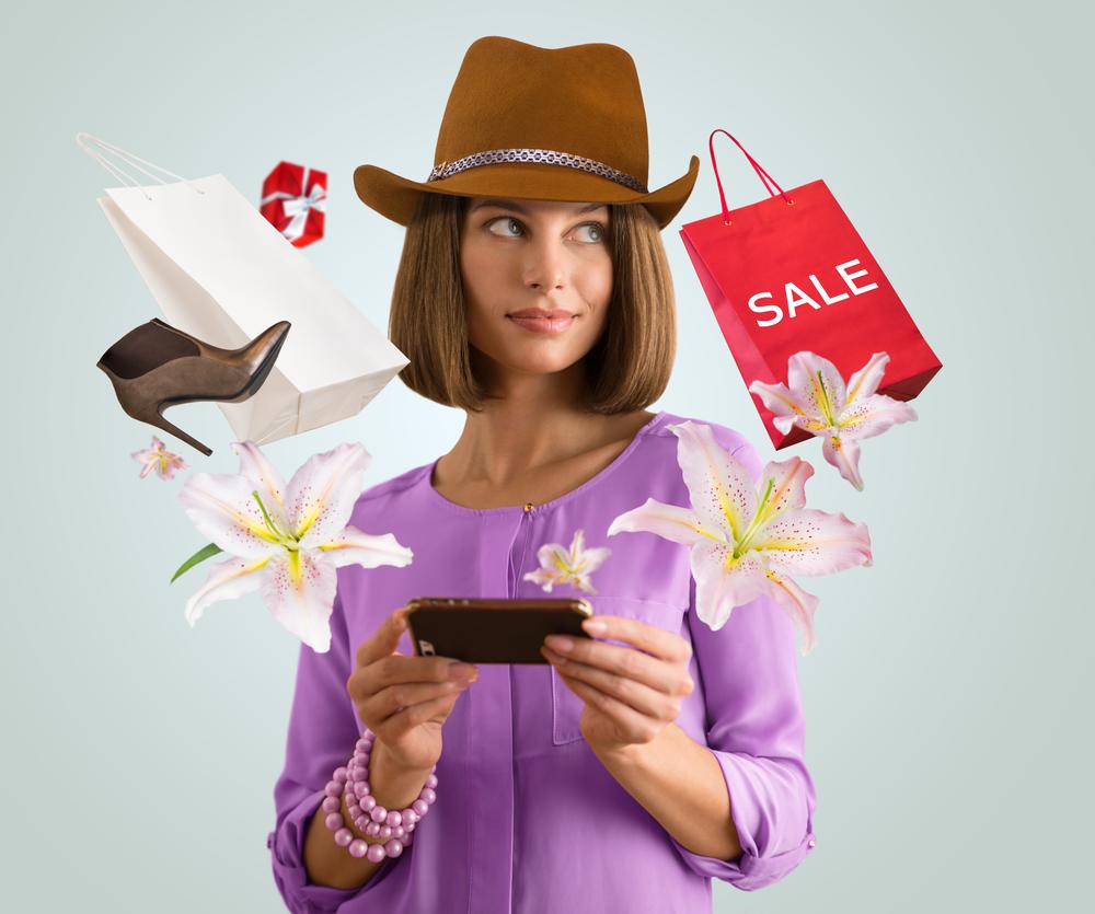 Smartphone-Mode einkaufen