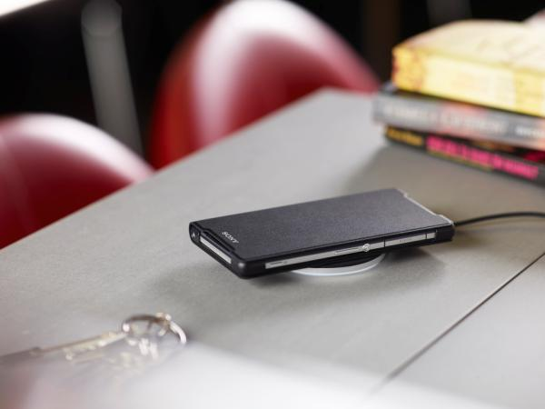 Sony Xperia Z2 Qi Wireless Charging Plate Cover Case