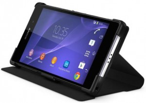 Sony Xperia Z2 Wireless Charging Cover Case Qi