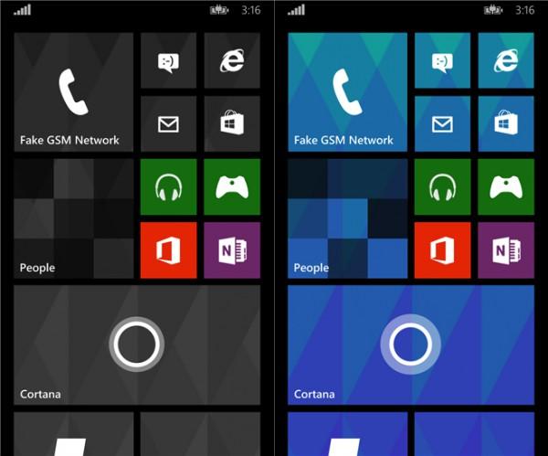 Theme+ Windows Phone 8.1