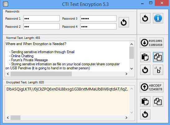 cti-text-encryption