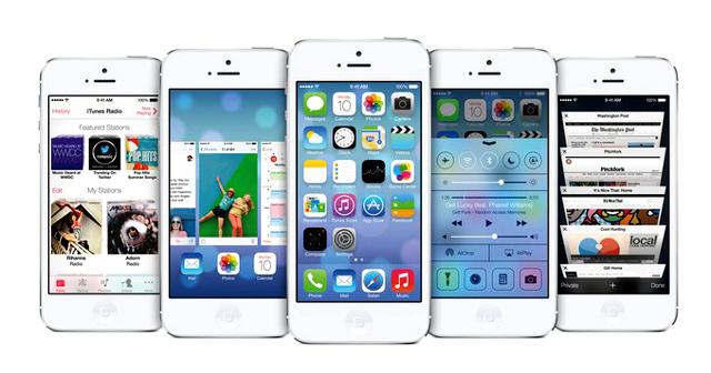 iOS header