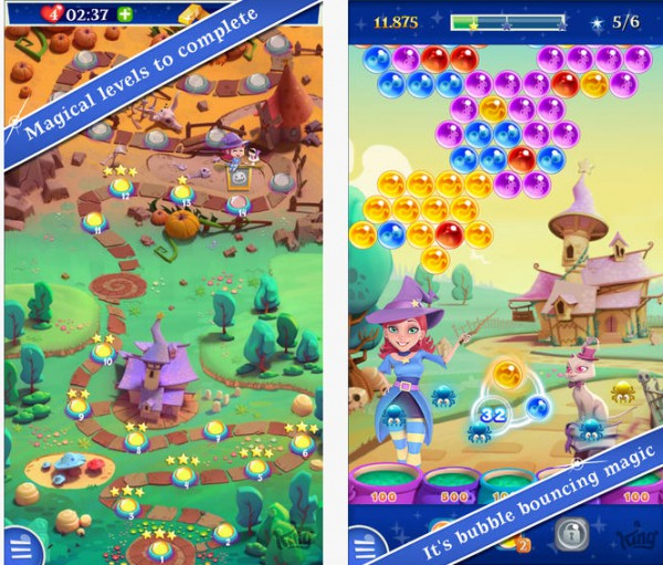Bubble witch 2a
