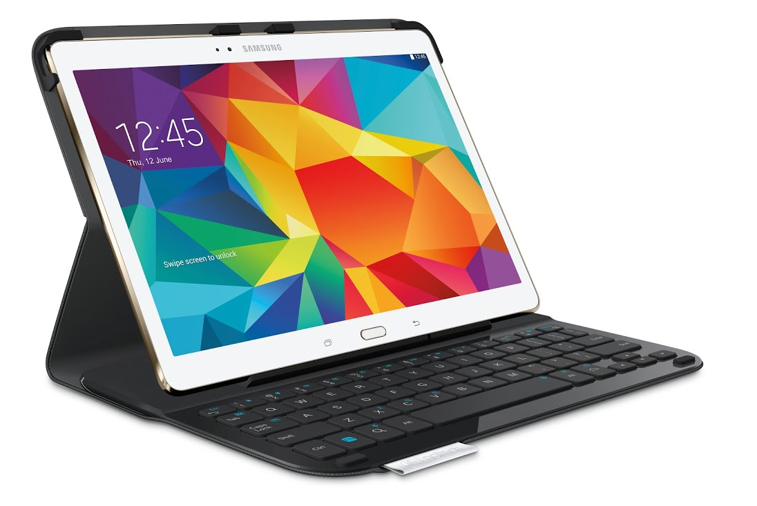 logitech announces the type s samsung galaxy tab s 10 5. Black Bedroom Furniture Sets. Home Design Ideas