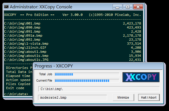 XXCopy is a backup, sync and cloning tool -- for the ...