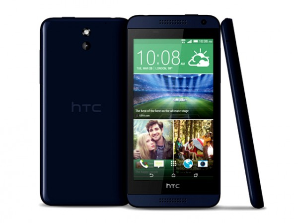 Htc Desire 610 a Not-so-good