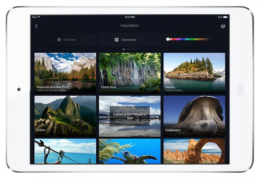 iPad Inspiration